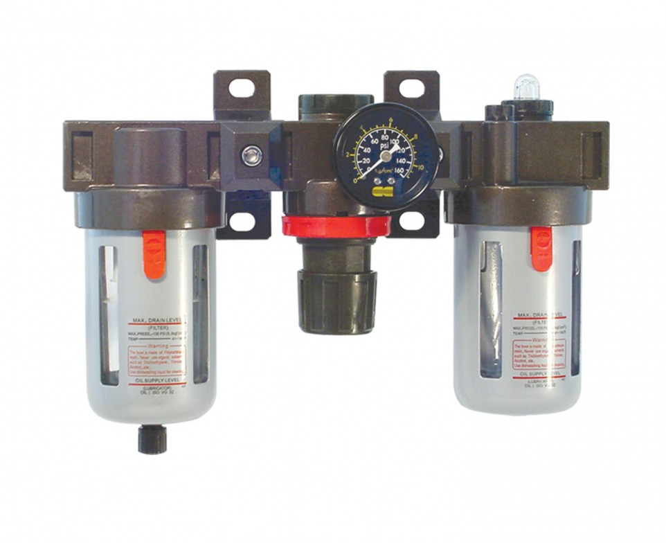 Unidade de Tratamento de AR F.R.L - Tipo Modular