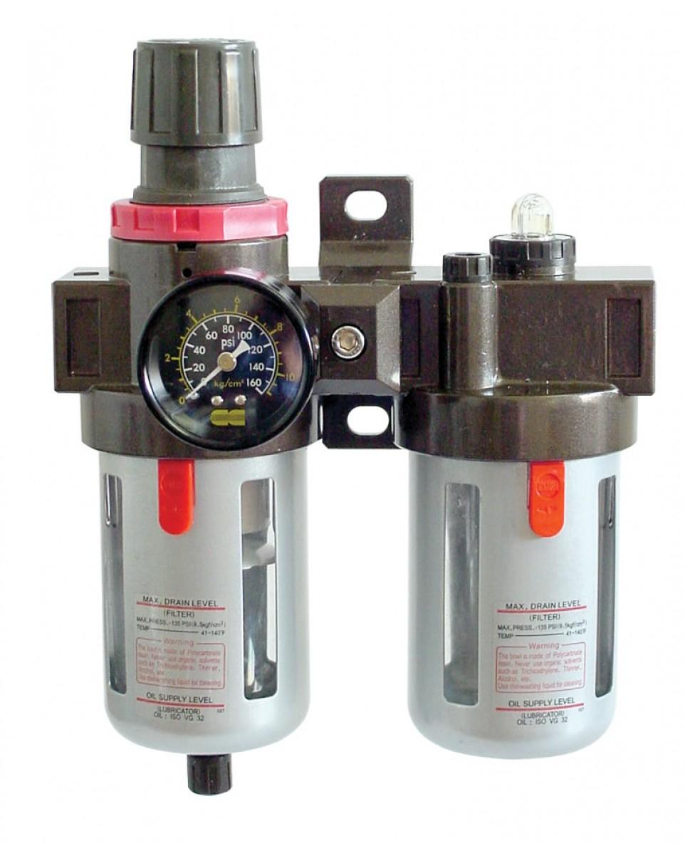 Unidade de Tratamento de AR FR.L - Tipo Modular