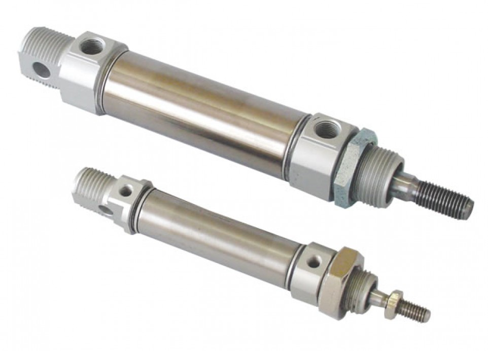 Cilindros Normatizados ISO 6432